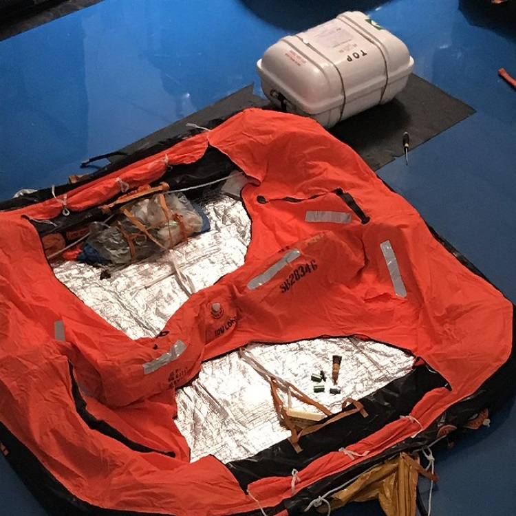 Liferaft & Lifejacket Servicing