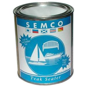 Semco Teak Sealer 1 Gallon