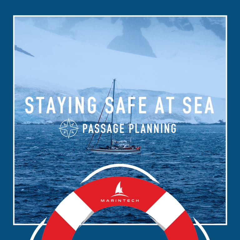 Read more about the article Staying Safe at Sea – Passage Planning