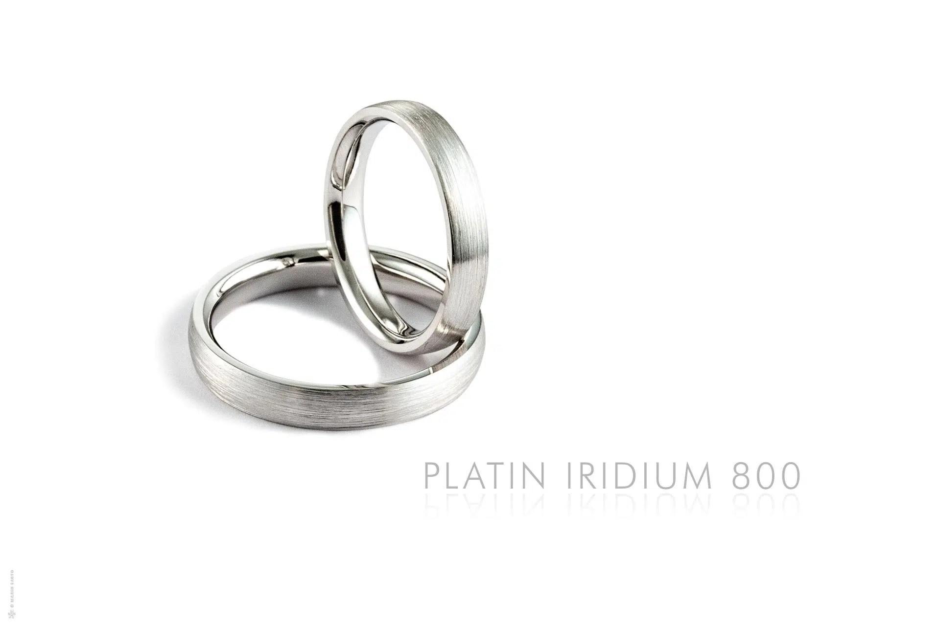 Platin Iridium 800  fr Trauringe  mehr  sARTo
