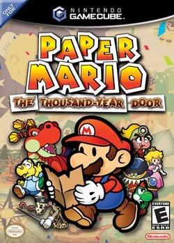 Super Paper Mario Maps : super, paper, mario, Paper, Mario:, Thousand-Year, Super, Mario, Wiki,, Encyclopedia