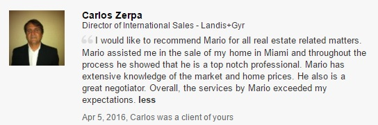 carlos zerpa client review