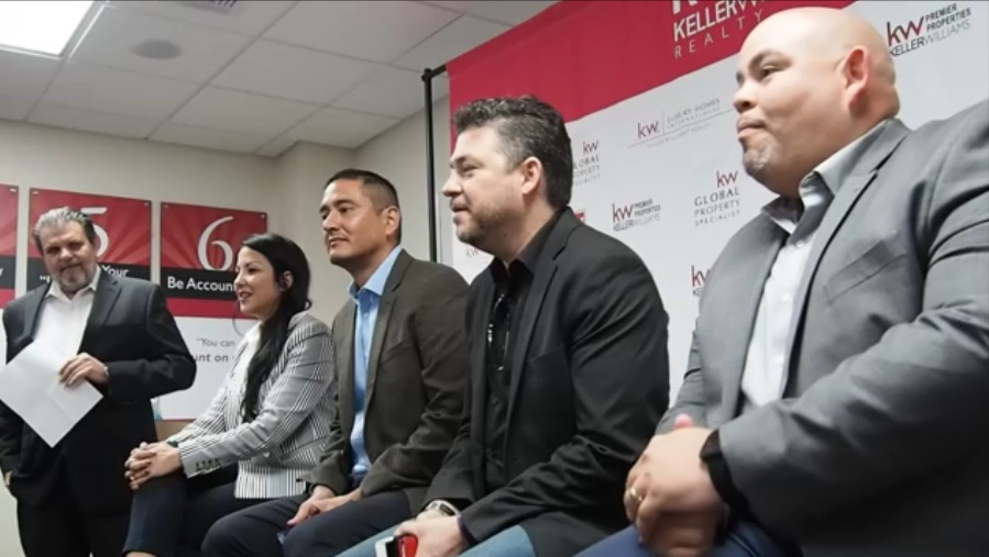 Top Agent Panel Hosted By Keller Williams