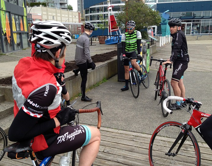 The FRF gathers for the 2nd John Lee Memorial Ride, and tries to stay warm.