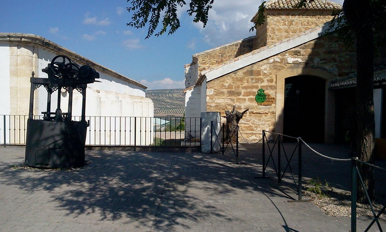 Museo de la Cultura del Olivo de Hacienda La Laguna entre Baeza y beda  Blog de Turismo Rural