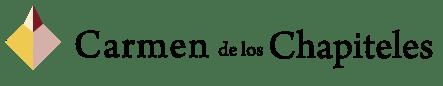 Logo Carmen de los Chapiteles by Abades