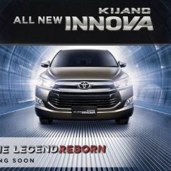 All New Kijang Innova Harga Pilihan Warna Grand Avanza 2017 Ini Dia Estimasi Toyota Wuih Sudah Teaser