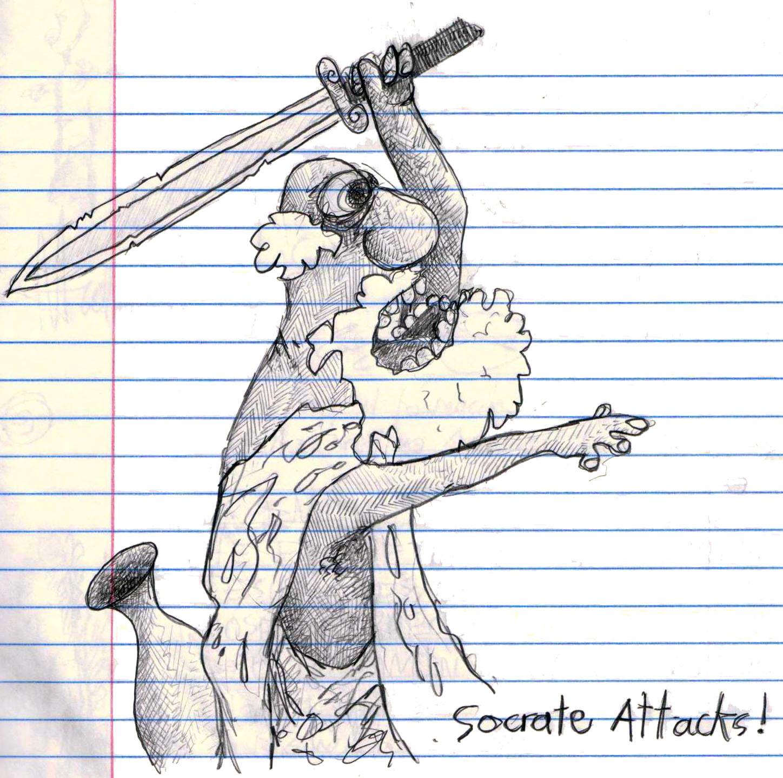 Socrate! (Attaaaaack!)