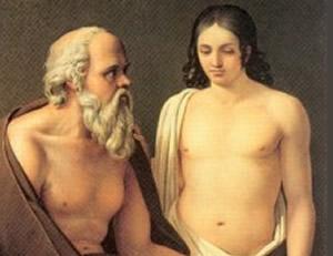 Socrates y alcibiades Curso Psicoanalisis