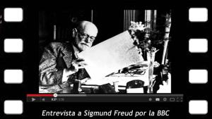 Entrevista a Freud por la BBC de Londers