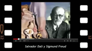 Salvador Dali y Sigmund Freud. Documental