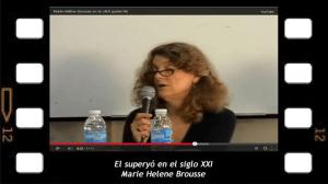 El superyo en siglo XXI Marie_Helene_Brousse. Conferencia en la UBA