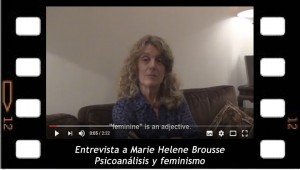 Entrevista a Marie Helene Brousse. Psicoanálisis y feminismo