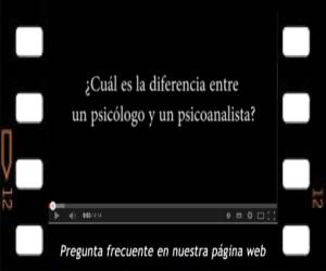 ¿Cuál es la diferencia entre un psicólogo y un psicoanalista?