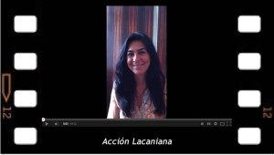 Acción Lacaniana hoy, sobre la creación de Látigo, Entrevista a Raquel Cors