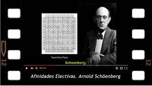 Afinidades Electivas. Arnold Schoenberg, una referencia de Jacques-Alain Miller