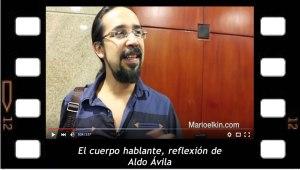 Aldo Avila reflexiona sobre El cuerpo hablante. Tema del X Congreso de la AMP