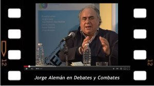 Jorge Alemán en Debates y Combates
