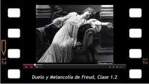 Sobre Duelo y Melancolía de Sigmund Freud, Clase 1.2