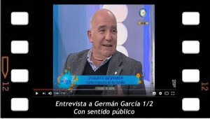 Entrevista a Germán García. La muerte inesperada