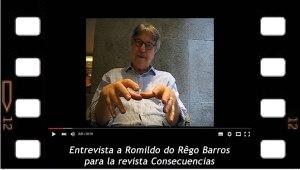 Entrevista a Romildo do_Rêgo_Barros para la revista Consecuencias