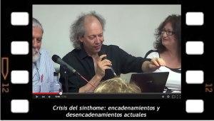 Fabian Schejman, Crisis del sinthome, anudamientos y desanudamientos actuales, 1
