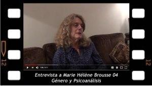 Género y Psicoanálisis. Entrevista a Marie Helene Brousse