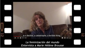 La feminización del mundo. Entrevista a Marie Helene Brousse