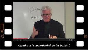 La subjetividad de los bebés 2, francois Ansermet