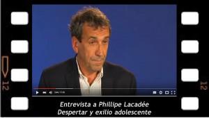 Philippe Lacadée. Despertar y exilio adolescente