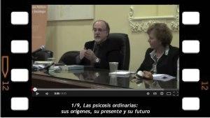 """Vicente Palomera. """"Las psicosis ordinarias: sus orígenes, su presente y su futuro """""""