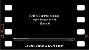 Lo real en Jacques Lacan