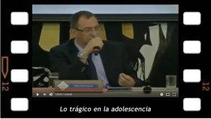 Lo trágico en la adolescencia. Conferencia de Mario Elkin Ramírez