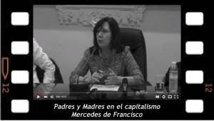 Padres y madres en el capitalismo. Mercedes de Francisco