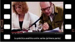 """Conferencia de Bruno de Halleux sobre """"La Práctica entre varios"""". Primera parte"""