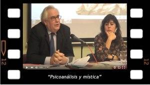 Psicoanálisis y mística. Angel de Frutos Salvador y Araceli Fuentes.