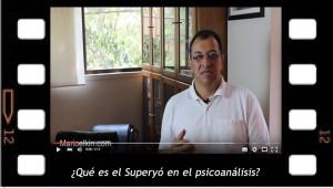 ¿Qué es el superyó en psicoanálisis? Breve explicación de Mario Elkin Ramírez