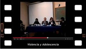 Violencia y adolescencia Mesa Plenaria en La Plata
