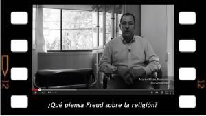 ¿Qué piensa Freud de la religión?