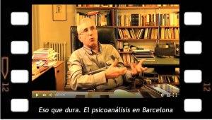 Eso que Dura, El psicoanálisis en Barcelona, Miquel Bassols