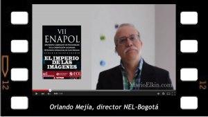 Orlando Mejía reflexiona sobre El imperio de las imágenes