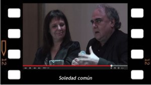 """Presentación del libro """"Soledad común"""" de Jorge Alemán"""