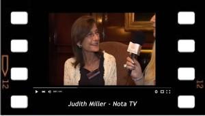 Judith Miller - Nota TV