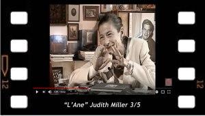 """L'Ane"" Judith Miller (3/5)"