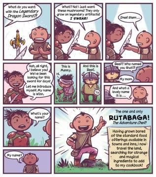 Rutabaga: Adventure Chef