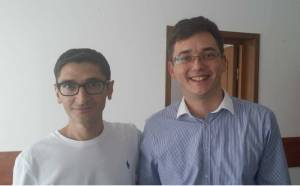 Costin Ilie i Mario Maletić u centrali PSD-a