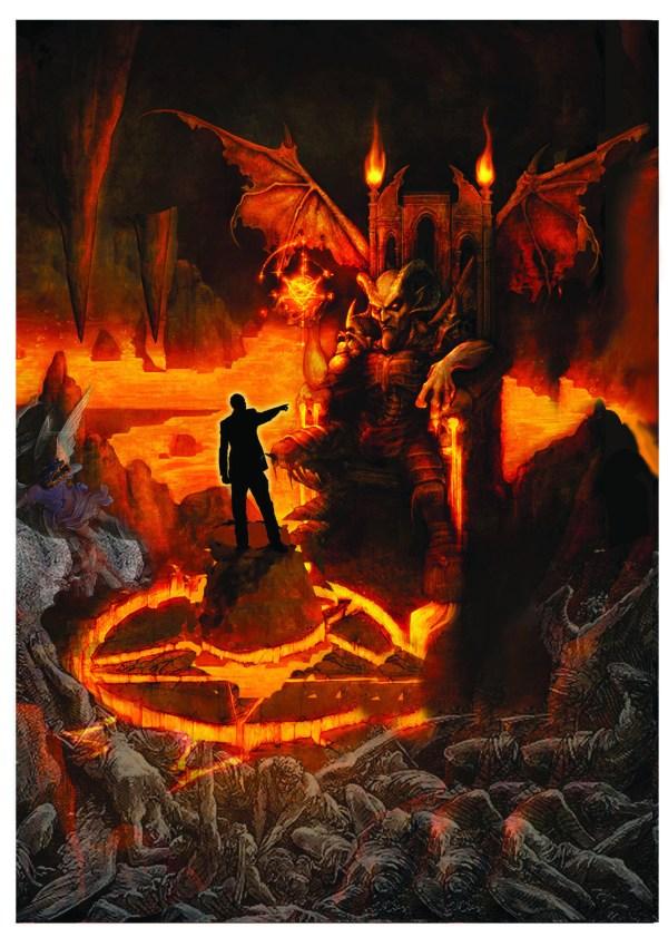 Secret Devil Paintings