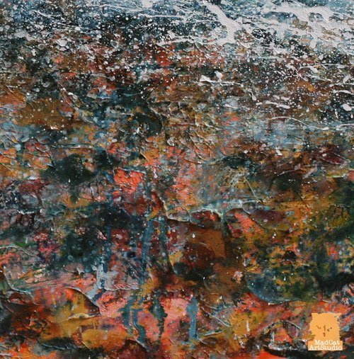 How I Add Texture to a Painting Marion Boddy Evans