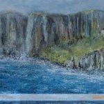 Edge of Skye: Painting by Skye artist Marion Boddy-Evans