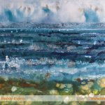The Flowing Minch painting